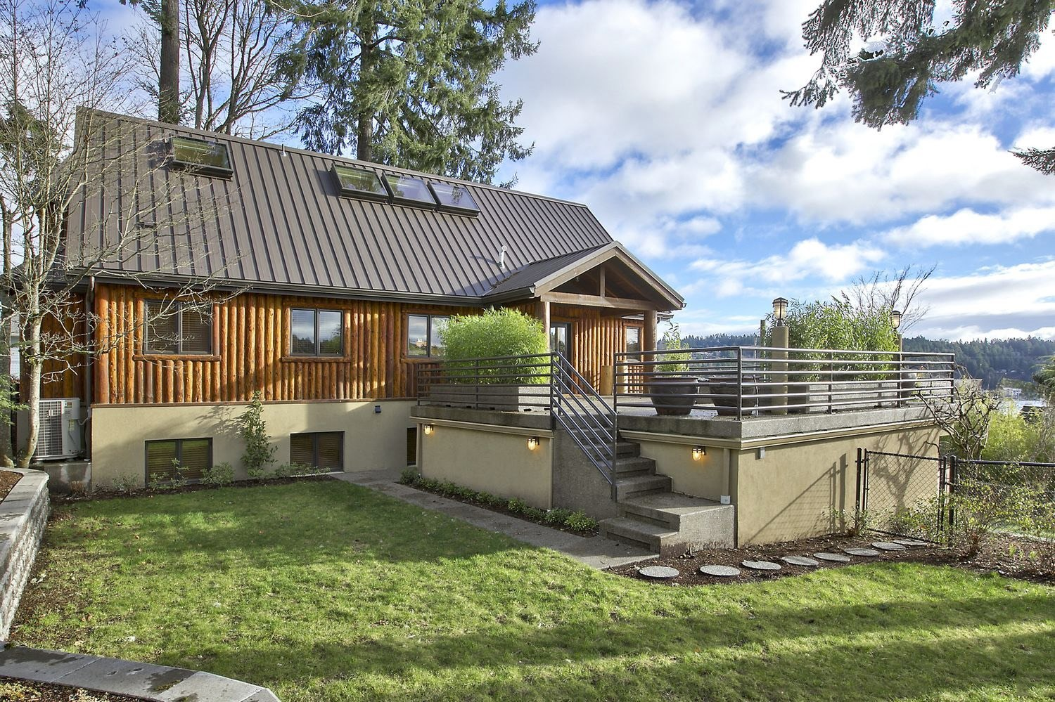 Delahunt Custom Homes - Gig Harbor Residence - Custom Home Builder