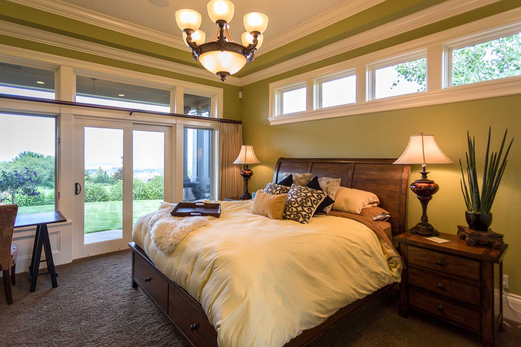 Delahunt Custom Homes - Hillsboro Residence - Custom Home Builder