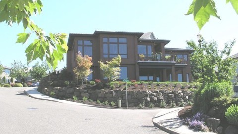 Delahunt Custom Homes - NW Portland Residence - Custom Home Builder
