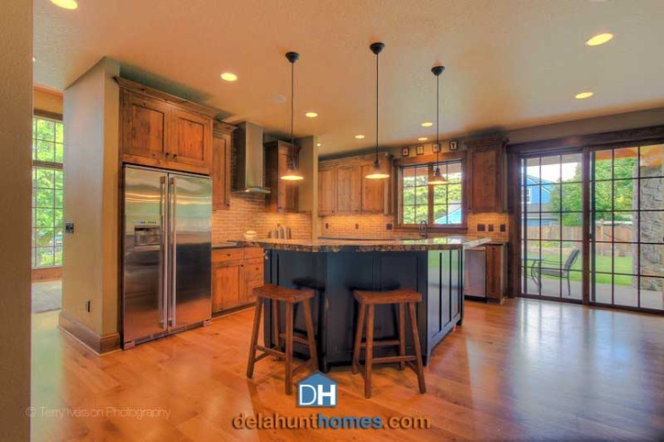 Delahunt Custom Homes - Eastmoreland Residence - Custom Home Builder