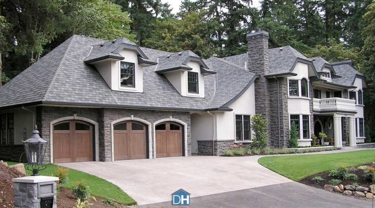 Delahunt Custom Homes - Forest Hills Residence - Custom Home Builder