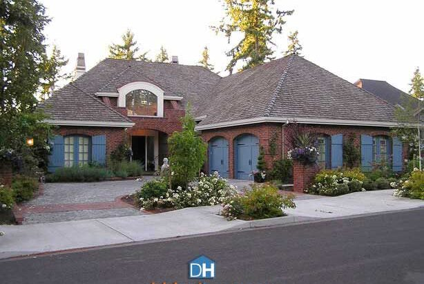 Delahunt Custom Homes - Lake Oswego Residence - Custom Home Builder