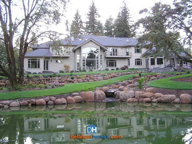 Delahunt Custom Homes - Stafford Residence- Custom Home Builder