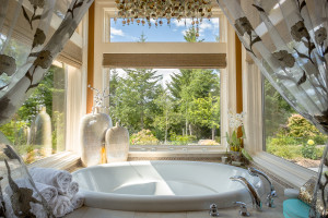 Delahunt Homes bathroom in Hillsboro