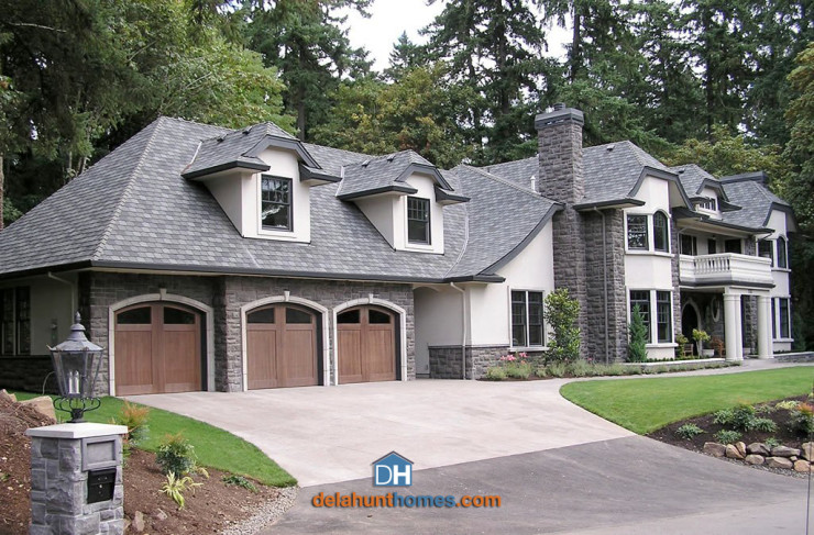 Delahunt Homes - Forest Hills - Custom Home Builder