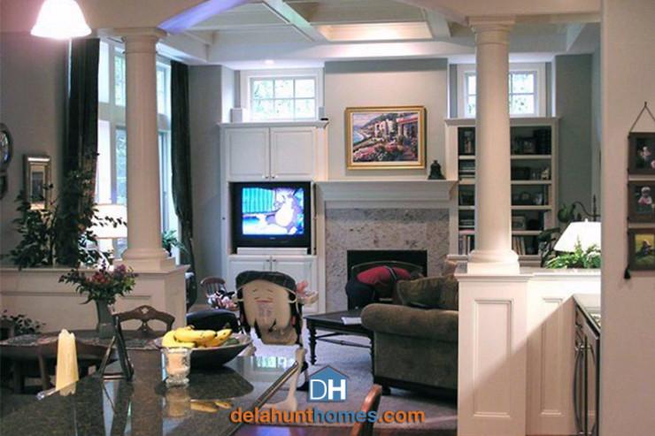 Skyline Residence - Delahunt Custom Homes -Custom Home Builder