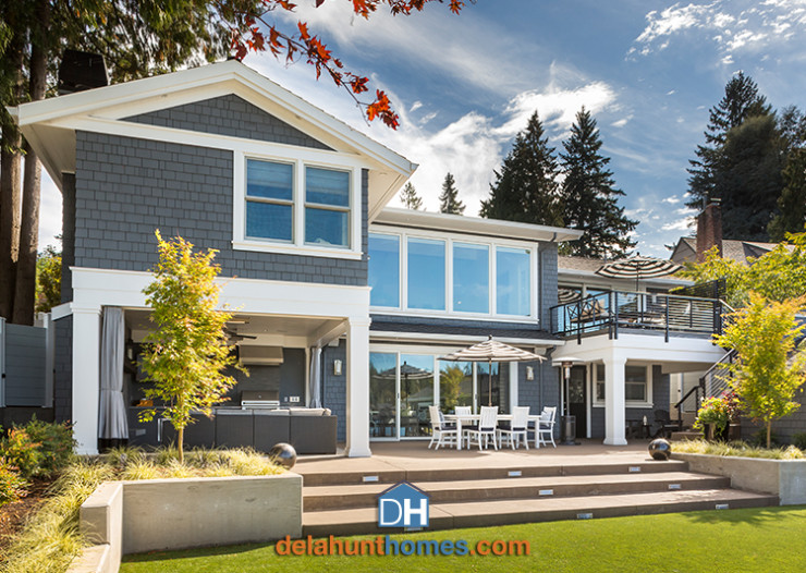 Portland Custom Home Builder Delahunt Homes 503 407 8101